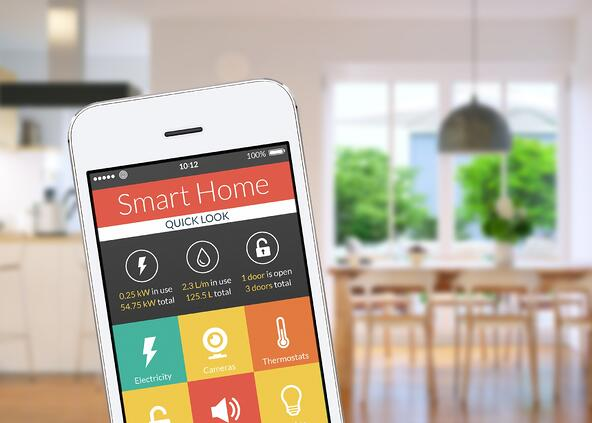 smart home automation business