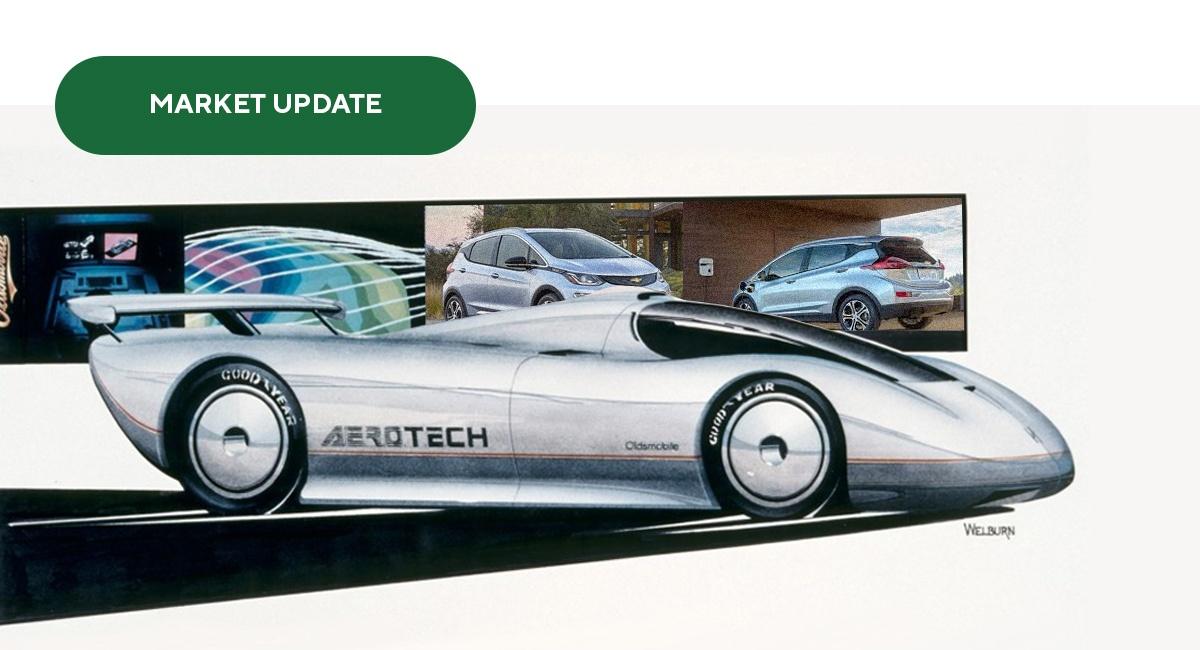 General motors believes in an all electric future for General motors electric car